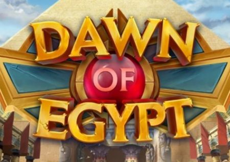 Dawn of Egypt Слот
