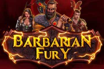 Barbarian Fury Слот