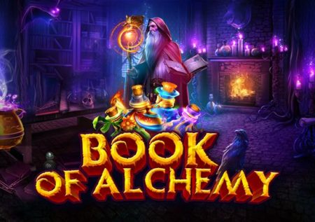 Book of Alchemy Слот