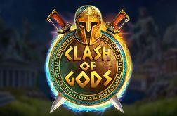 Clash Of Gods слот