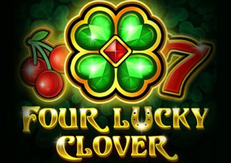 Four Lucky Clover Слот