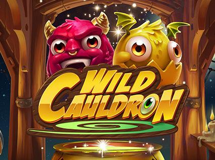 Wild Cauldron Слот