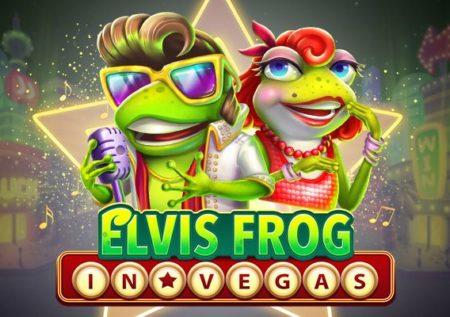 Elvis Frog in Vegas Слот