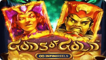 Gods of Gold InfiniReels Слот
