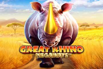 Great Rhino Megaways Слот
