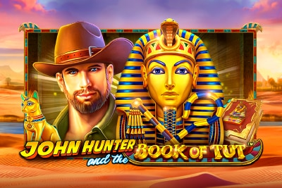 John Hunter and the Book of Tut Слот