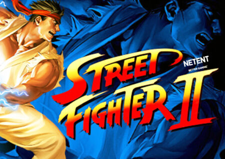 Street Fighter II: World Warrior Слот
